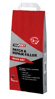 Patch and repair quick dry packshot