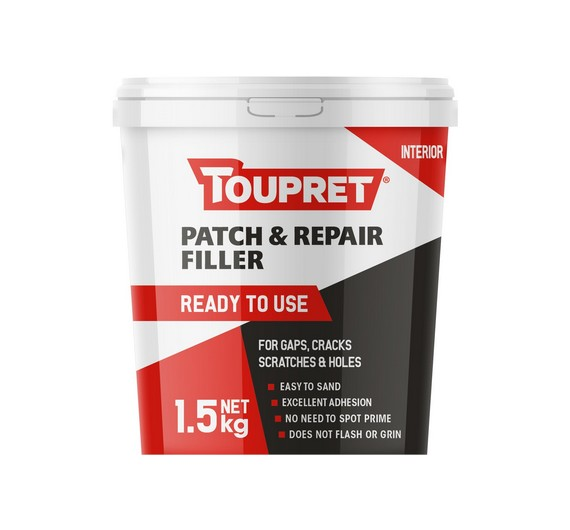 Patch & repair ready to use packshot