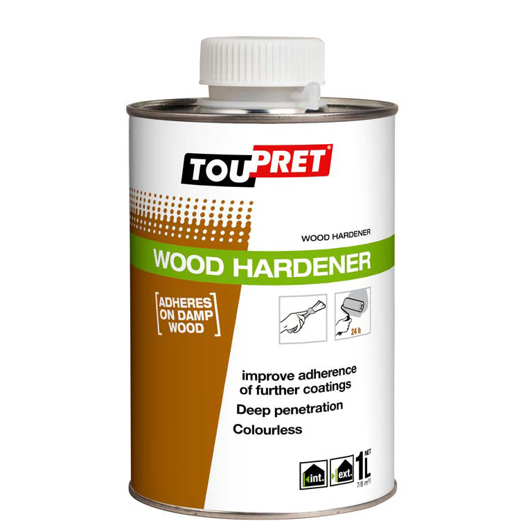 Wood fillers for building professionals - Toupret